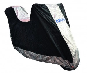 OXFORD AQUATEX SCOOTER COVER ( W. TOP BOX )