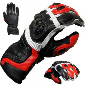 PROANTI CS BLACK WHITE RED