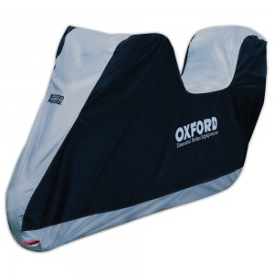 OXFORD AQUATEX COVER ROZM. L ( TOURERS & CRUISERS W. TOP BOX )
